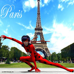 Love from Paris by nitehawk-ltd