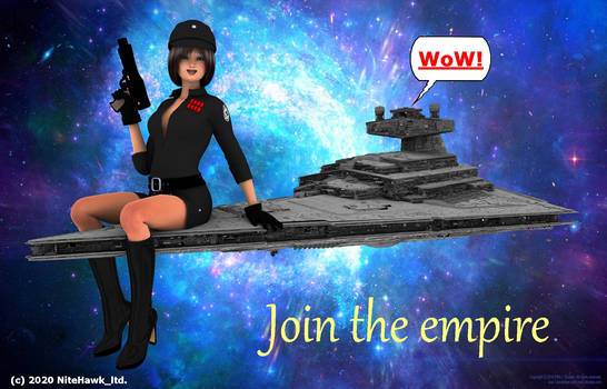 Join the Empire!