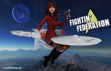 Fighting Federation Poster