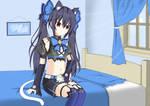 C[12] - Noire Catgirl