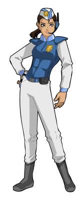 Terran Police Officer