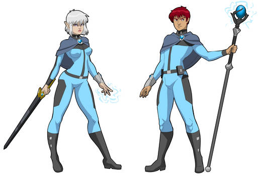 Arcane Specialist of Terran Military