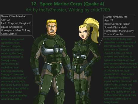 Quake 4 Marines