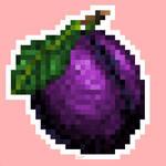 it's a plum