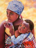 maternidad by aixado