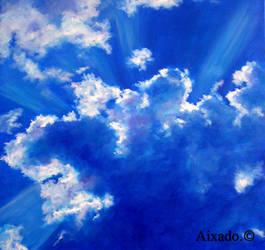 cielos IV by aixado