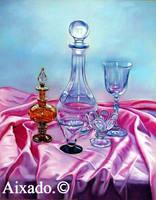 cristales en rosa by aixado
