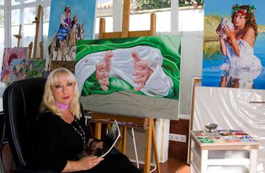 Foto Para Revista De Canarias S M  by aixado