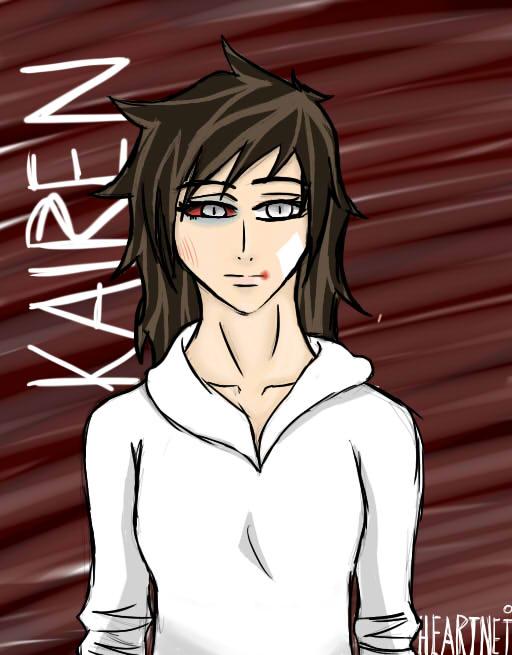 Kairen by whitewolf1998