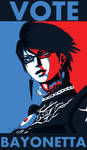 vote for Bayonetta