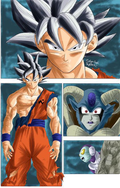 Dragon Ball Super Manga 64 Color By Annoyingcatsd On Deviantart
