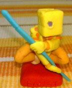 Faust bitty doll No.2 -GG- by muxi-muxi