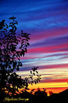 Candy striped skies by gigi50