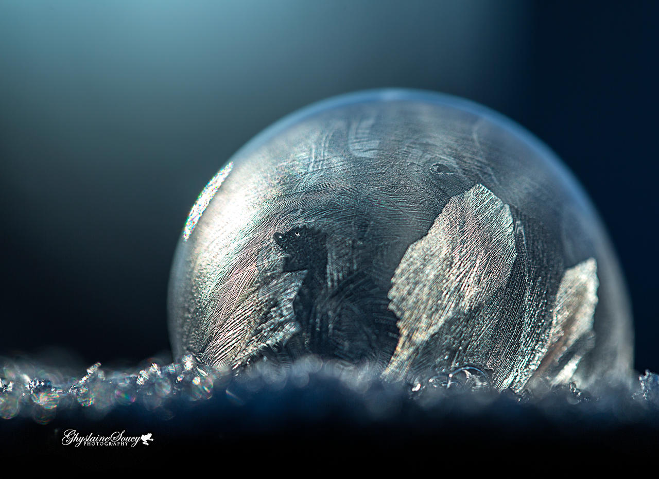 Dragon in a bubble by gigi50