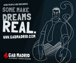 Gab Madrid: Dreamweaver