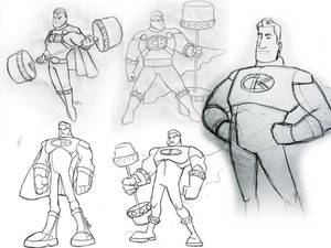 Captain Barbell Sketchdump