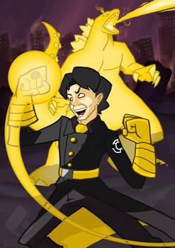 Commission: Sinestro Corps Allen