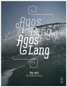 Pag-agos (Flow) 2 ft. Up Dharma Down