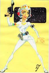 Spacebabe012 col. Wilma Deering