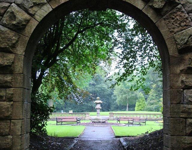 Doorway to Bliss II by quietwarmth