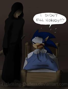 Sonic: The Dark Brotherhood