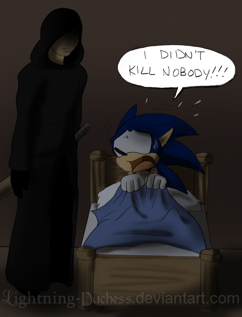 Sonic: The Dark Brotherhood