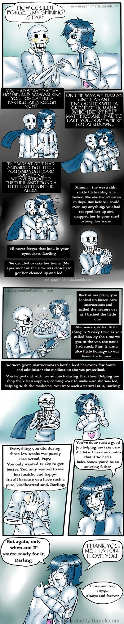 [ASK BLOG] The Blizzard PG 25- Frisky's backstory by PurpleZombieTigress