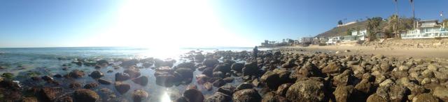 Malibu Panorama by Artistically-Insane