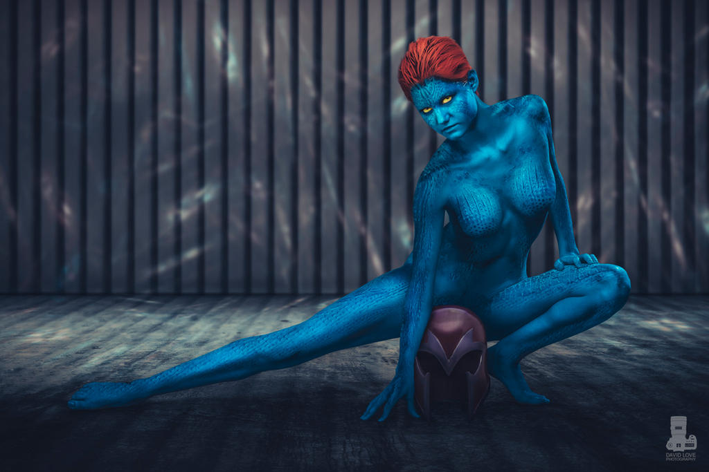 Mystique by asheiverk