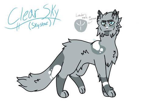 WC a Day: #2 Clear Sky(Skystar)