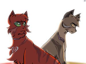 What Happened to Us?- Firestar and Onestar