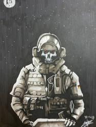 Skull Blitz (Rainbow Six Siege) by Cheapknight