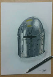 Shiney Helmet by Cheapknight