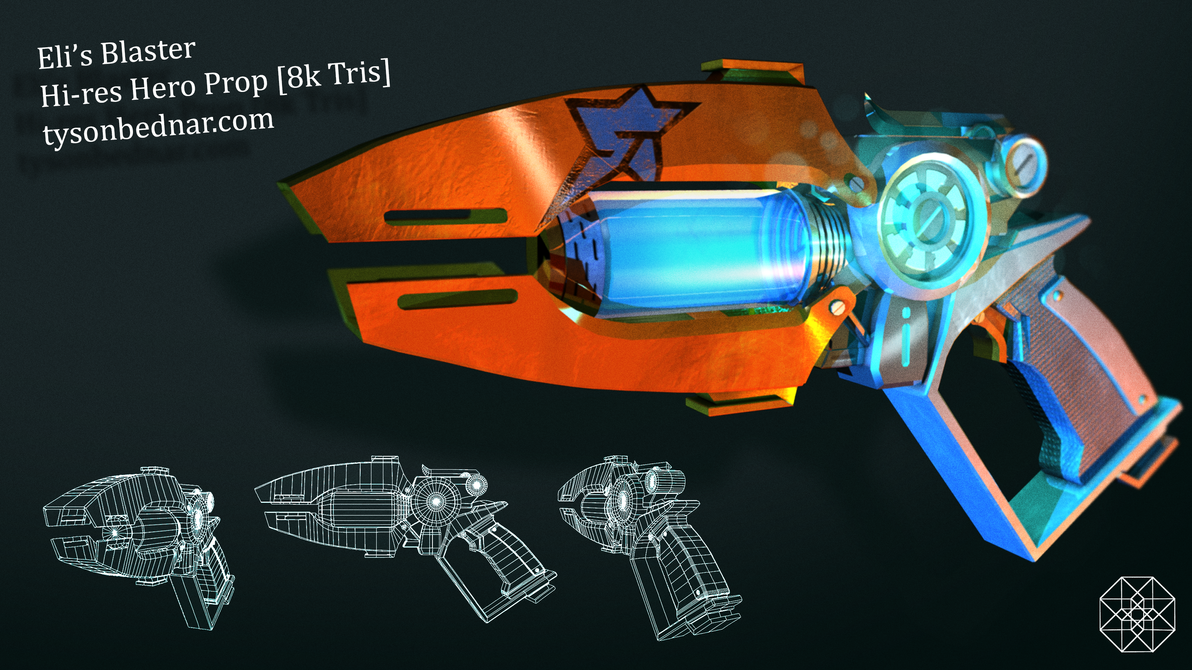 how to make a phenoix blaster