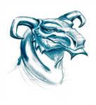 Argonian Concept sketch