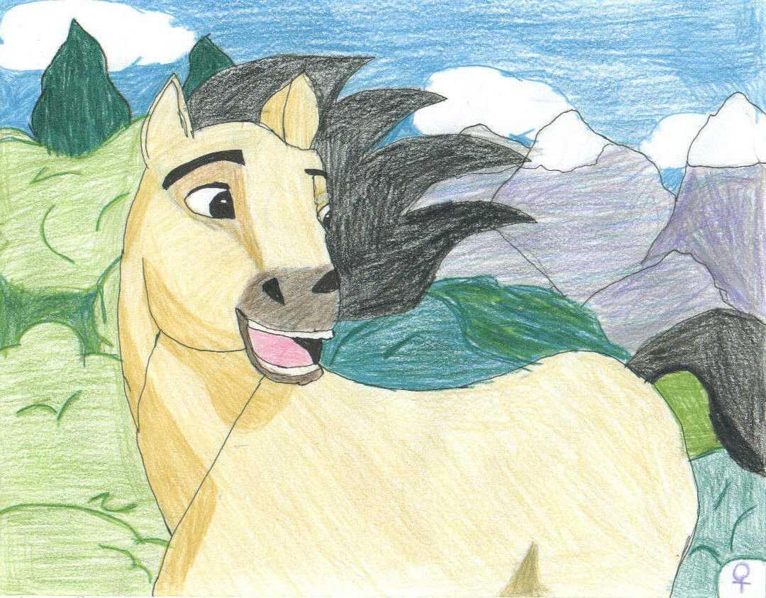 Stallion Of The Cimeron by Stella265