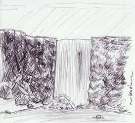 Pencilpaperktober 10 (ENG/FR) by Kaelmn