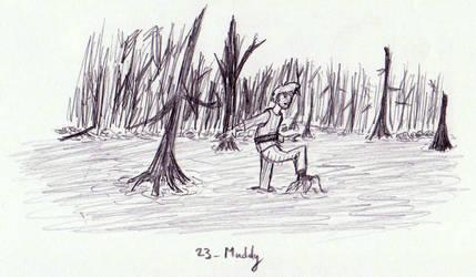 Pencilpaperktober 23 (ENG/FR) by Kaelmn