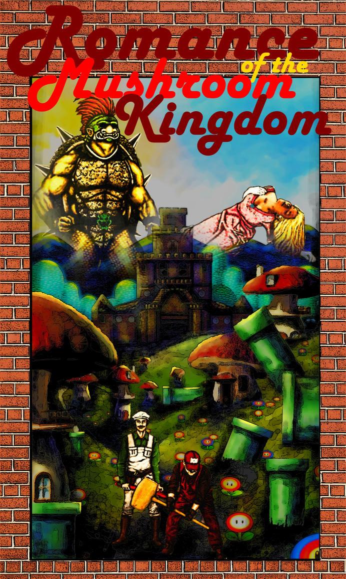 Romance of the Mushroom Kingdom by KrisOwrey