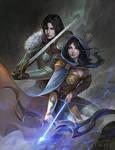 Couple Warrior