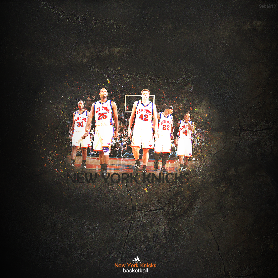 New York Knicks Wallpaper by PENEmultiuso on DeviantArt