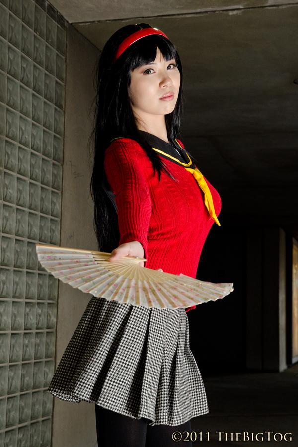 Yukiko Amagi by moxillaq
