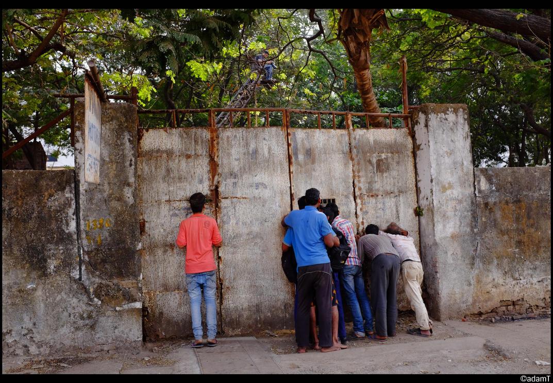 Dabboo Ratnani Chimping by jadedPhotographer