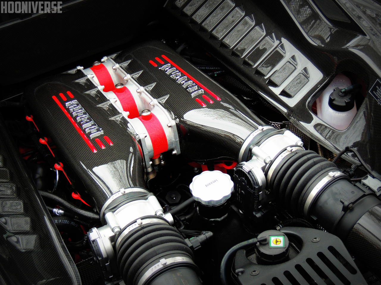 Engine Bay Porn - Ferrari 458 Speciale by omgbmw on DeviantArt