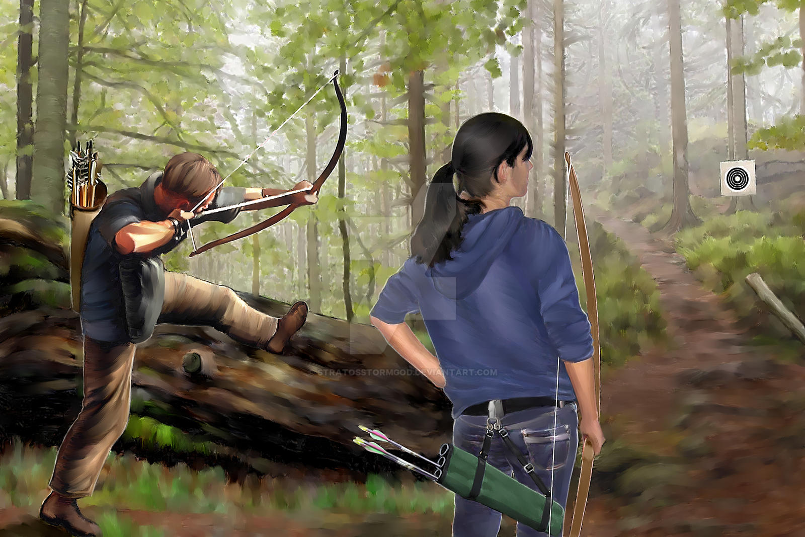 traditional archery wallpaper - photo #18