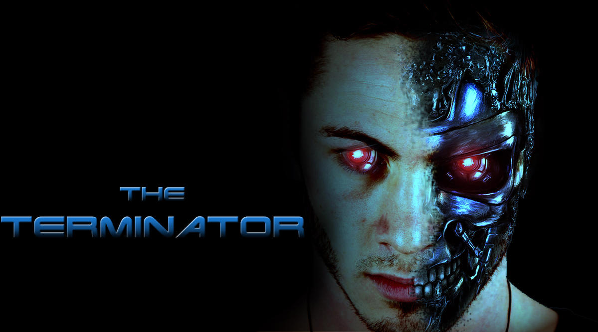 The Terminator by mrugeshmaheshwari