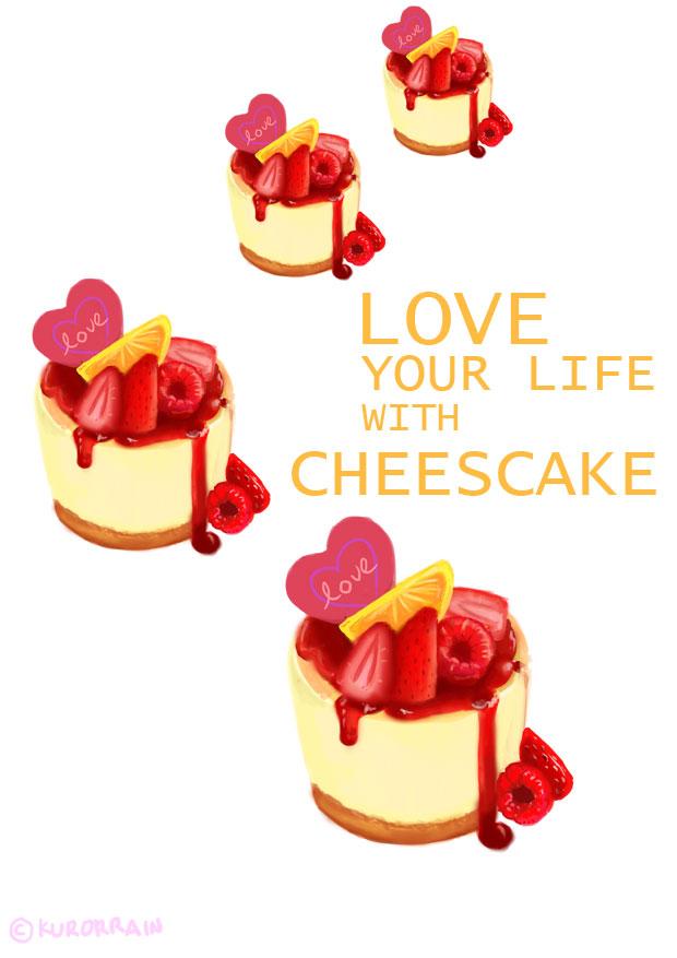 love your life by kurorrain