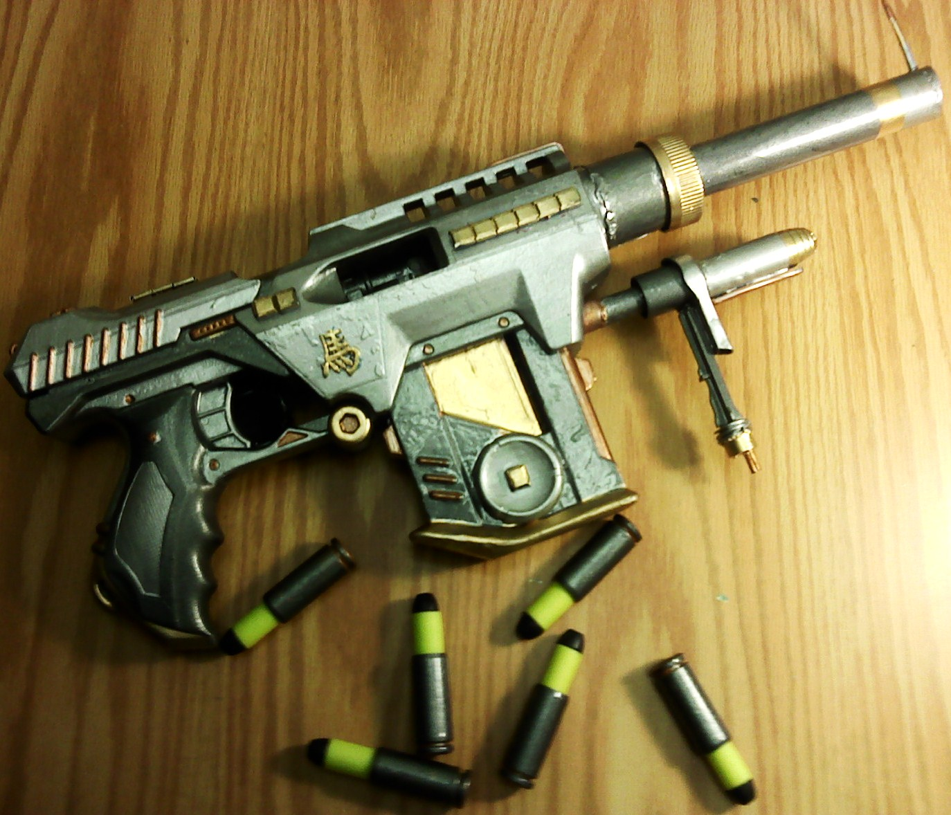 The Gun of Batalla by LandgraveCustoms