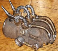 The MistGrip Steam Glove by KingMakerCustoms