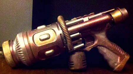 Vermillion-00 Hand Cannon by KingMakerCustoms